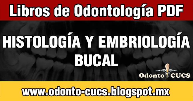 Histología y Embriología Bucal - Odonto-CUCS