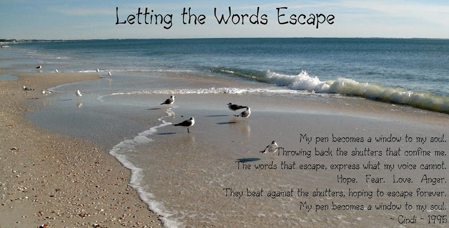 Letting the Words Escape ...