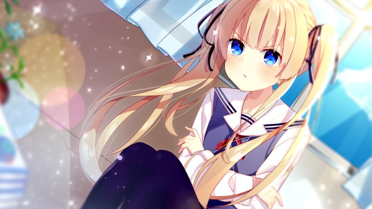 Daftar karakter Gadis berambut Twin Tail