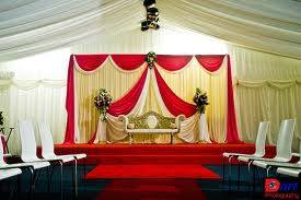 Hall Decoration For Wedding Reception In Nigeria Wedding Hall