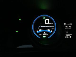 Probefahrt Nissan env200 Stuck Belz Elektro Transporter Reichweite vollgeladen