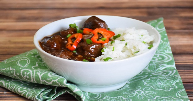 Spicy Asian Venison Bowl Recipe
