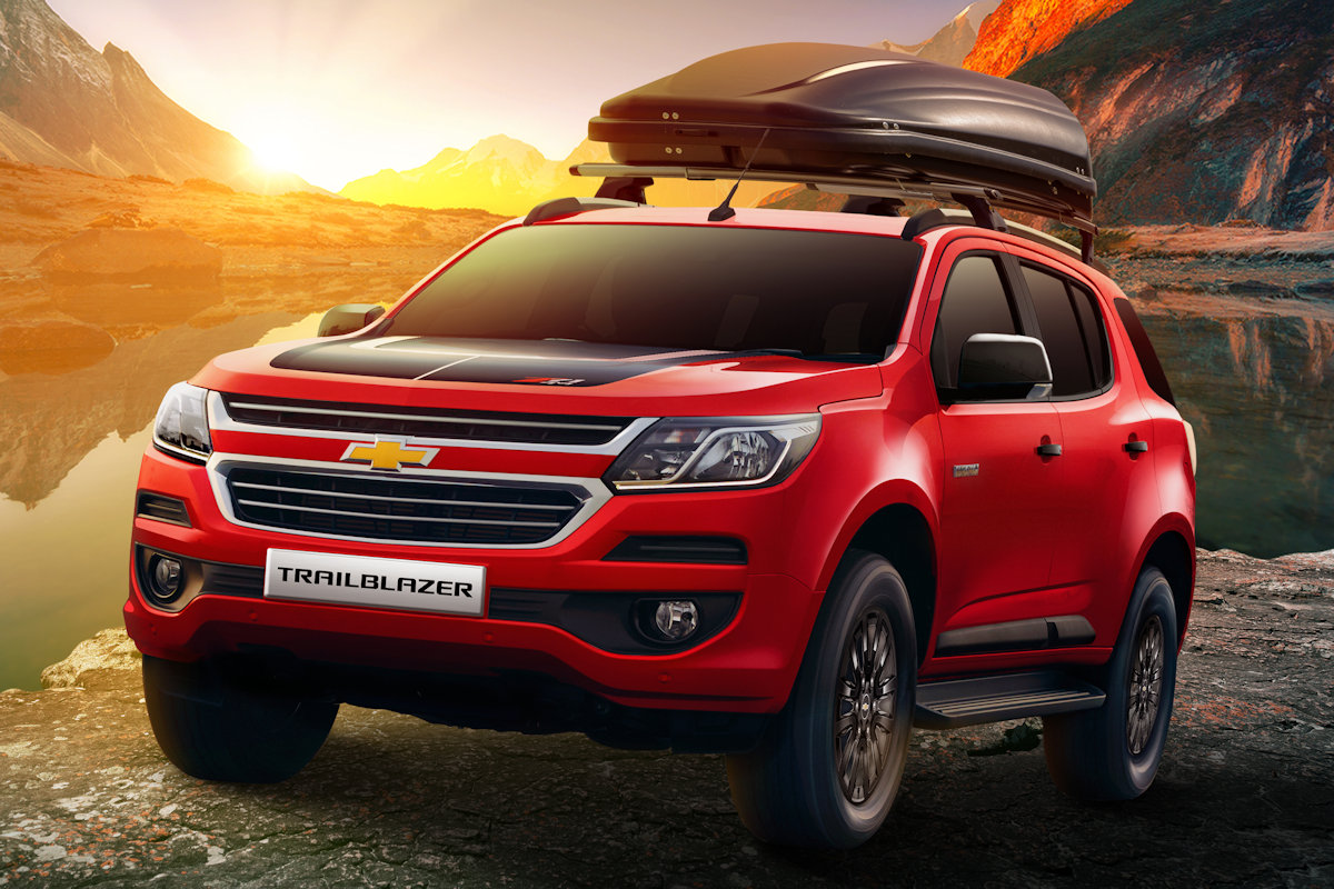 Chevrolet Philippines Offering Accessories Package For All