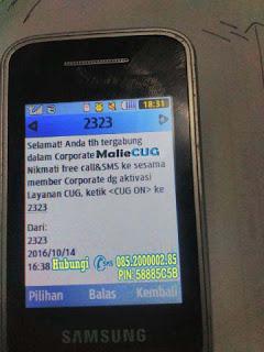 Cara Daftar CUG Telkomsel SMS Nelpon 20.000 Perbulan (Corporate)