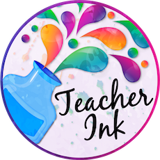 Grab button for Teacher Ink