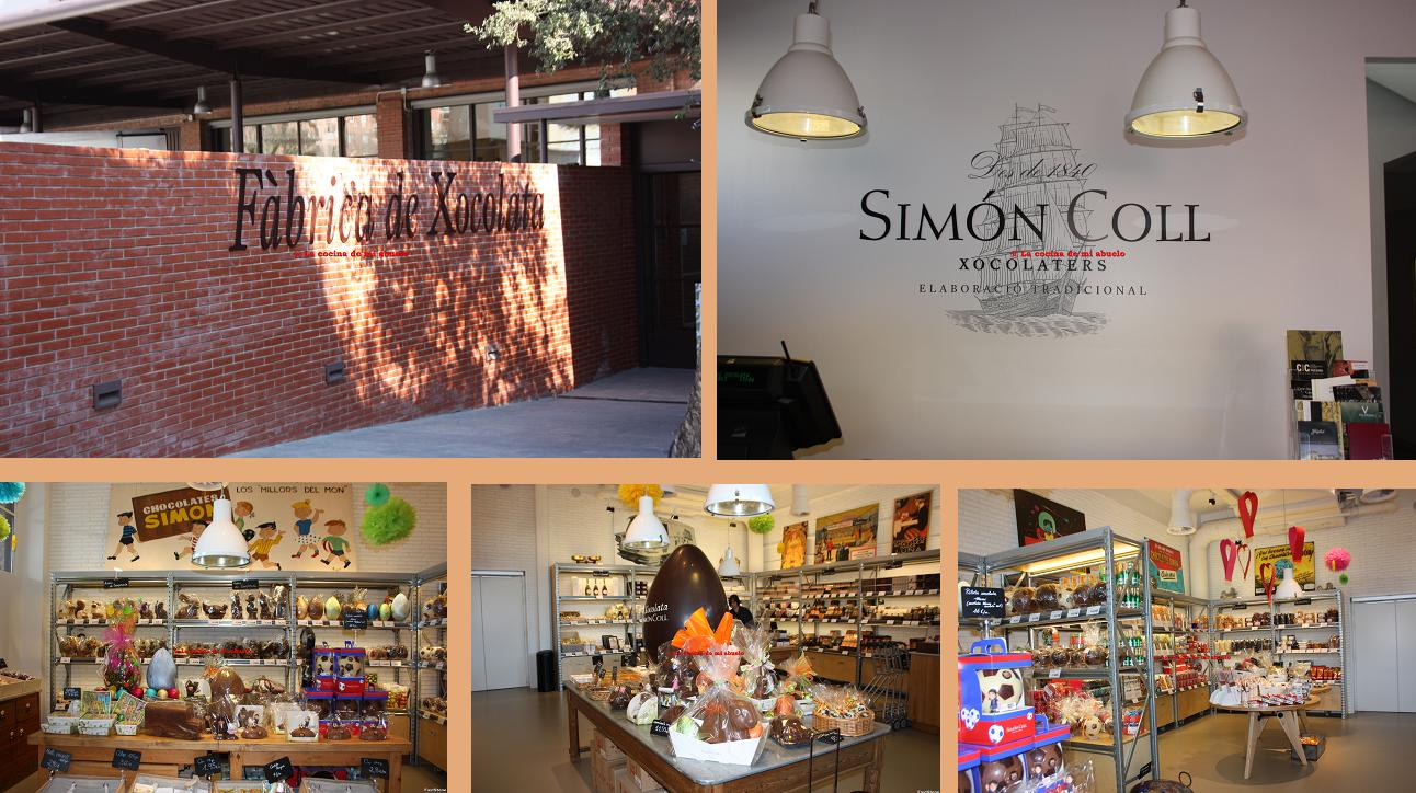 Chocolates Simón Coll