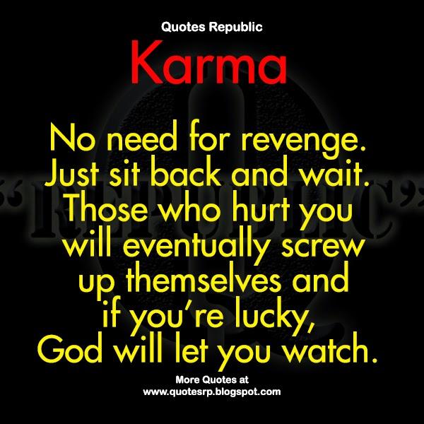 Quotes Republic: Karma