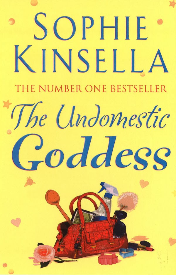 Review:The Undomestic Goddess by Sophie Kinsella