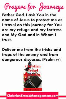 Prayers for Journeys