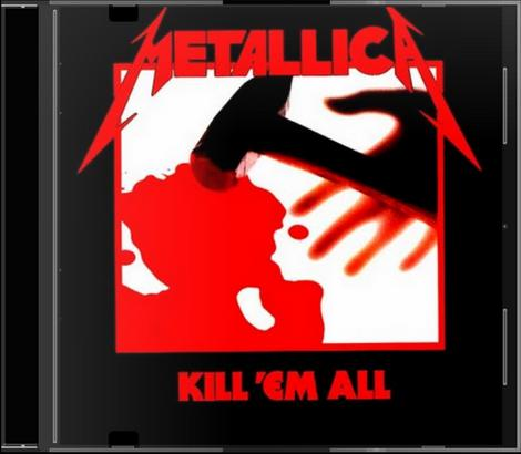 Metallica Kill Em All 1983 Mega Identi