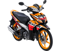 Harga Honda New Blade Repsol