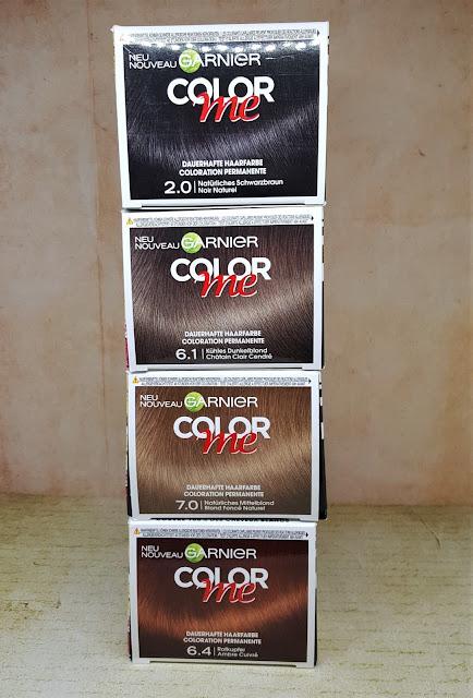 Garnier Color me Haarfarbe
