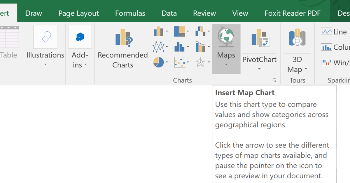 Hodentekmsss using a map in ms excel is very easy ccuart Gallery