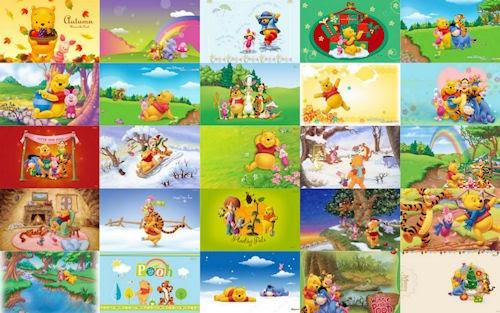 Cute Pooh Bear Wallpaper Hd Banco De Im 225 Genes 25 Im 225 Genes De Disney Winnie Pooh