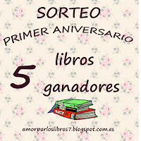 https://amorporloslibros7.blogspot.com.es/2016/05/sorteo-primer-aniversario-5-ganadores.html?showComment=1464598852893#c831724701390179195