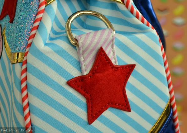 irregular choice disney Dring whoa bag detail