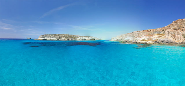 Rabbit Beach, Sicily - Italy.