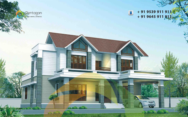 5 bhk house floor plan,5 bhk duplex house plan