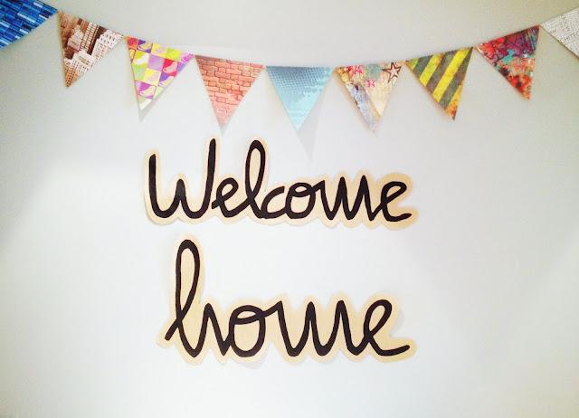 cartel welcome home