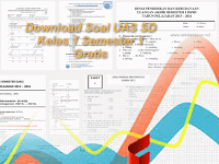 Download Soal UAS SD Kelas 1 Semester 1 Gratis