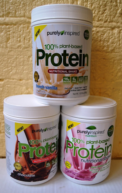 Purely Inspired Protein Powder