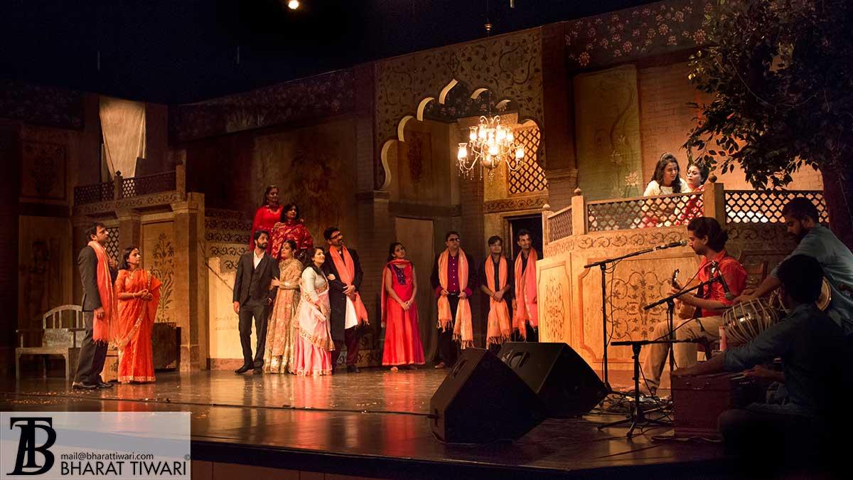 Loveleen Mishra | Megha || Joy Sengupta | Yash || Gopal Dutt | Hosadiya || Shikha Talsania |Radha || Siddharth Kumar | Sid || Nivedita Bhargava | Dadi || Sarika Singh  | Madhura Bua ||  Ketaki Thatte |Manju/Choreographer || Monica Gupta | Babli Bua || Trisha Kale | Rukmini ||Niranjan Iyengar | Kailash/Chacha || Harsh Dedhia | Costume Designer || Bhaavesh Gandhi | Choreographer || Sujeet Sawant | Set Designer || Sriram Iyengar | Set Designer || Harpreet | Musician