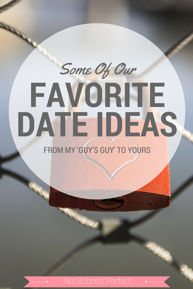not entirely perfect: our favorite (frugal) date ideas