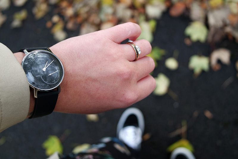Health & Fitness Tracking Watch by Nokia