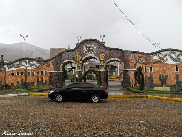 Huancayo, Parque de la Identidad