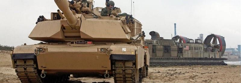 КМП США позбавлять танків, частини артилерії і авіації