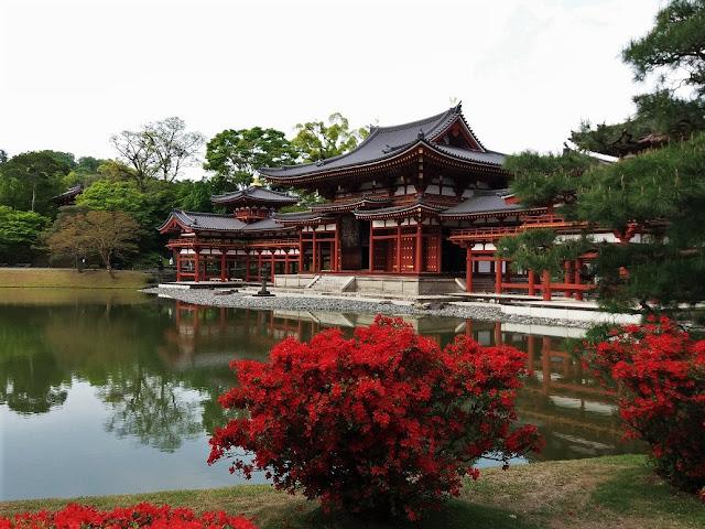 byodo-in uji tempio kyoto giappone