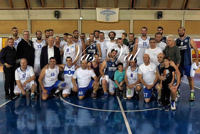Με επιτυχία ο Αγώνας Μπάσκετ για την ενίσχυση του Κοινωνικού Παντοπωλείου του Δήμου Λουτρακίου - Περαχώρας - Αγίων Θεοδώρων