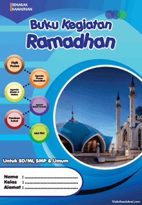 Buku Kegiatan Ramadhan Siswa Terbaru