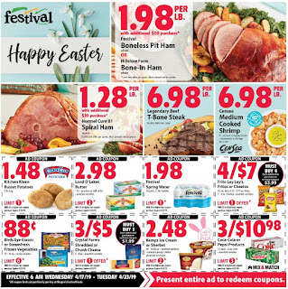 ⭐ Festival Foods Ad 4/24/19 ✅ Festival Foods Weekly Ad April 24 2019
