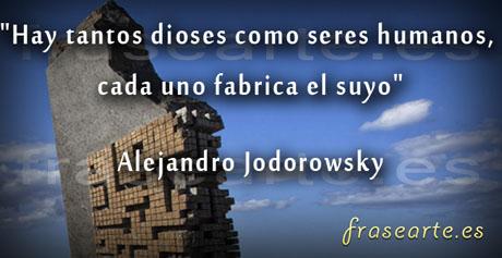 Citas famosas de Alejandro Jodorowsky