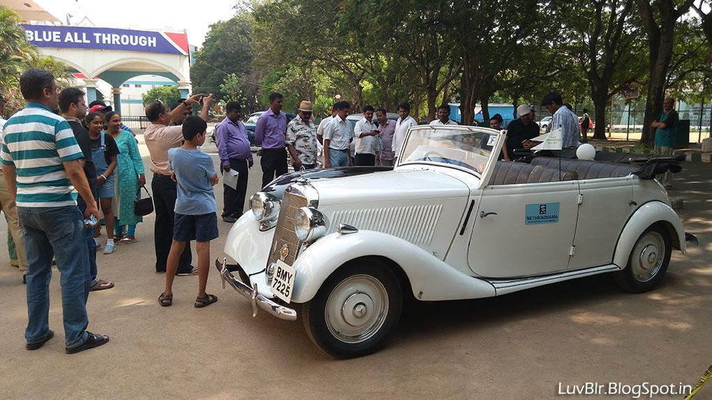 Vintage Car Bangalore