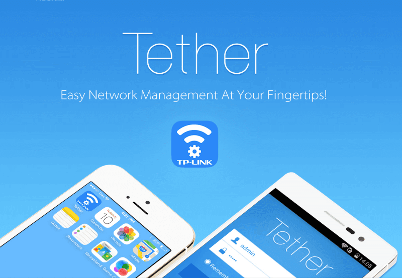 Control your TPlink router with Tether app - Digicular