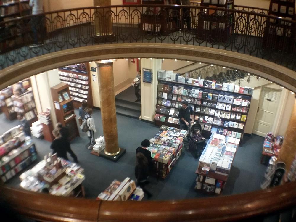 Livraria El Ateneo Buenos Aires