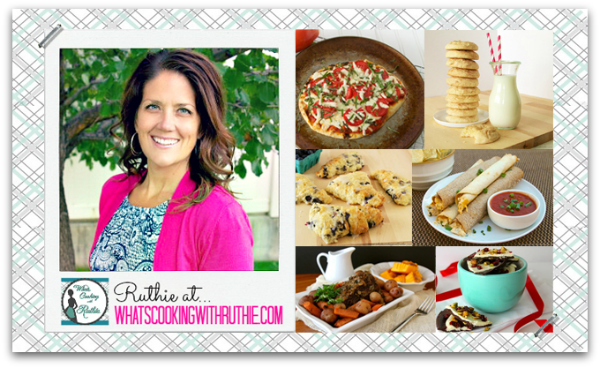What's cooking with Ruthie