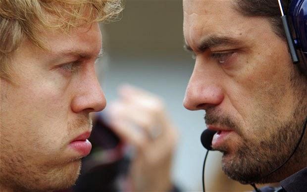 O Fantástico Circo Da Fórmula 1: SEBASTIAN VETTEL E