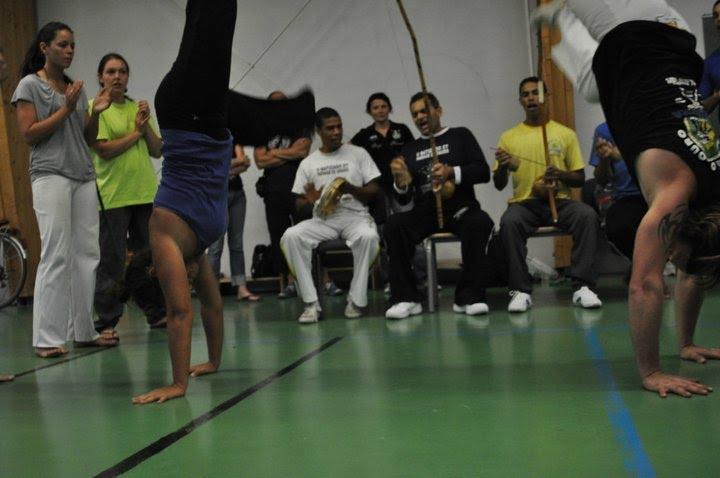 Grupo Alto Oeste Capoeira/RN - Brasil : Maio 2011