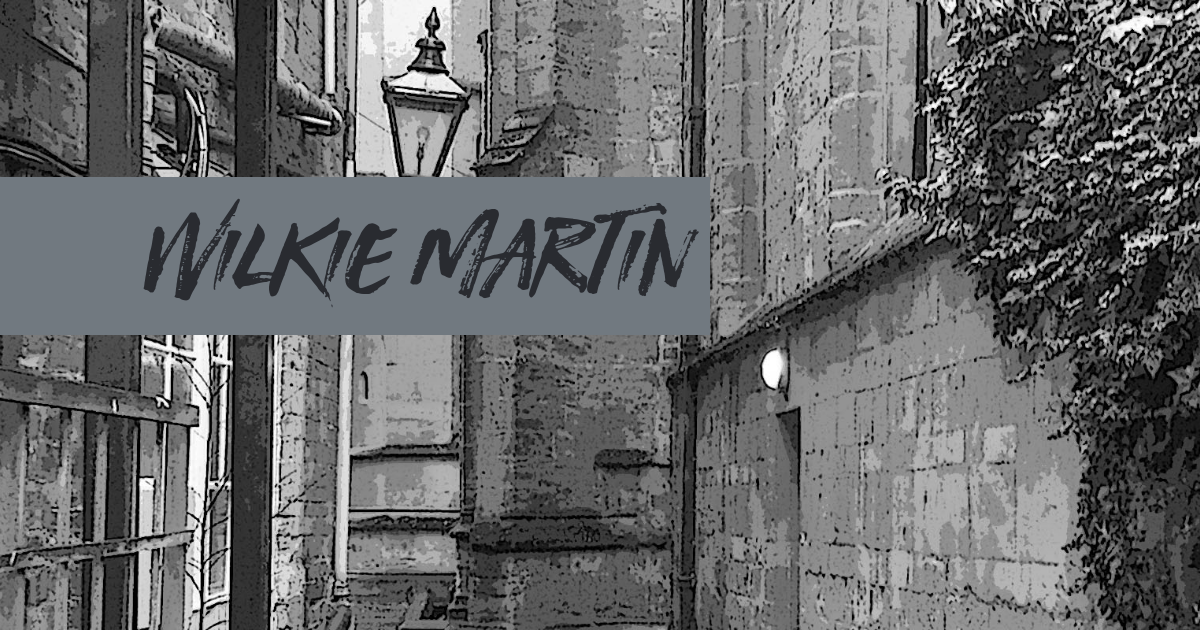 Wilkie Martin - Background to Books and Writing