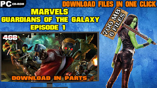MARVELS GUARDIANS OF THE GALAXY EPISODE 1 PC GAME DOWNLOAD IN PARTS