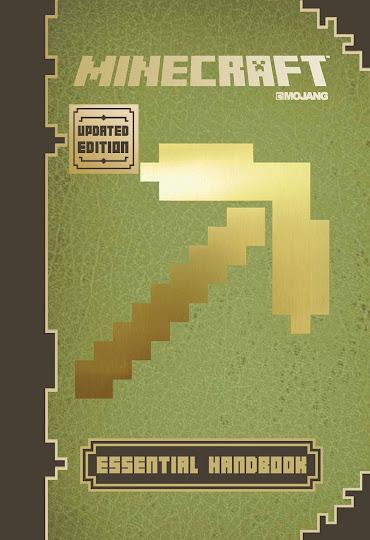 Minecraft Essential Handbook Media