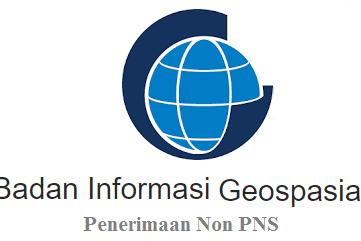 Penerimaan Non PNS pada Badan Informasi Geospasial (BIG)