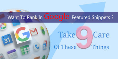 Want To Rank In Google's Featured Snippets