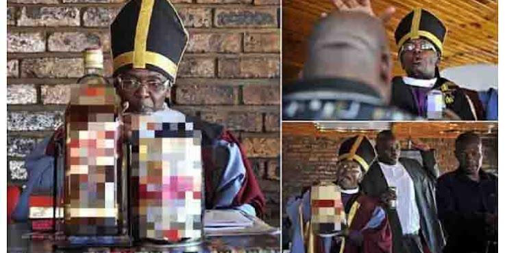 Polisi Tanzania Menangkap Pendeta Nabi Palsu yang Halalkan Alkohol dan Zina