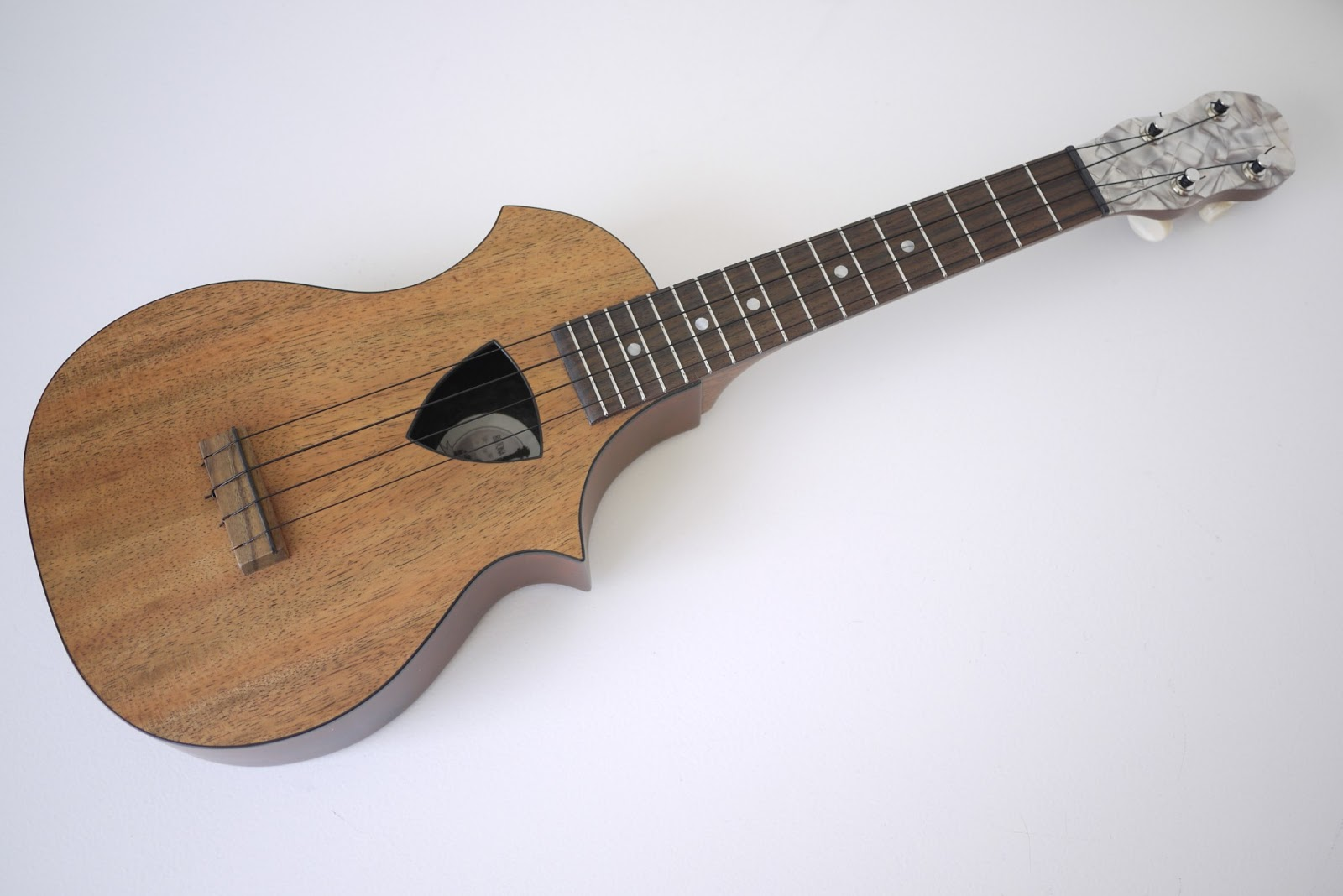Custom Devine Concert Ukulele Built In Lahaina Maui