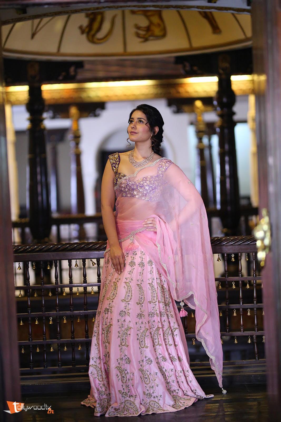 Raashi Khanna Pongal Photoshoot-HQ-Photo-4