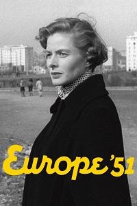 Watch Europe '51 Online Free in HD
